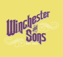 Winchester and Sons (Ladies) Kids Tee