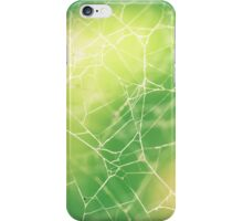 Webs iPhone Case/Skin