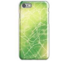 Webs iPhone Case/Skin