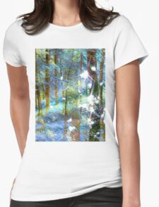 Elven Magic Womens Fitted T-Shirt