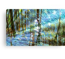 Elven Magic Canvas Print