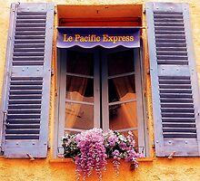 French Window by EvaMarIza