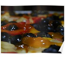 Fruit Pizza Poster