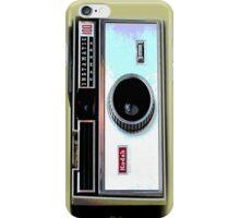 retro camera iphone case iPhone Case/Skin