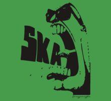 Ska tribute One Piece - Short Sleeve