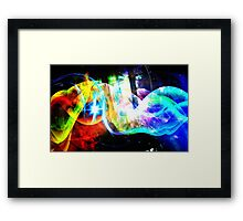 Love Becoming Framed Print