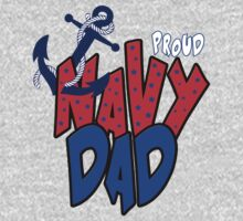 Proud Navy Dad by johnlincoln2557