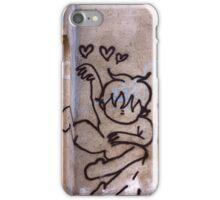 Barcelona boy iPhone Case/Skin