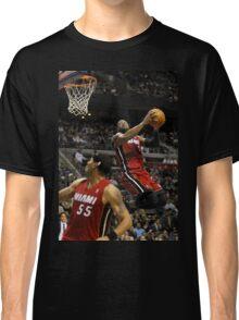dwyane wade miami heat Classic T-Shirt