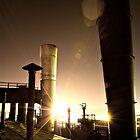 Industrial Burst by Jean-Claude Dahn