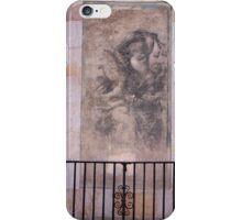 Barcelona angel iPhone Case/Skin