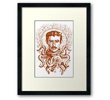Teslapus Framed Print