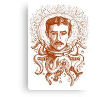 Teslapus Canvas Print