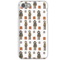 Sherlock Doodle iPhone case iPhone Case/Skin