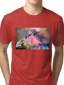 Buddha, I Am Tri-blend T-Shirt
