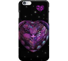 Purple Heart iPhone Case/Skin