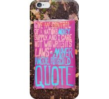 Occupy Vancouver 2 (iPhone & iPod case) iPhone Case/Skin