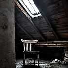 Chair in the light by Zora