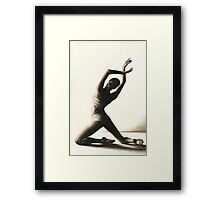 Devotion to Dance Framed Print