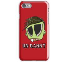 Un-Danny Red iPhone Case/Skin