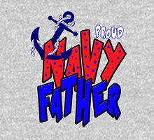 Proud Navy Father Unisex T-Shirt