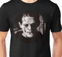 THE MONSTER of FRANKENSTEIN Unisex T-Shirt