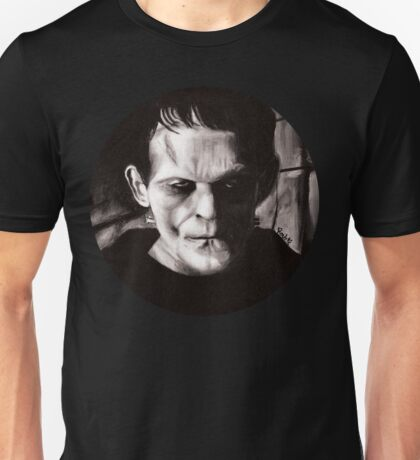 THE MONSTER of FRANKENSTEIN Unisex T-Shirt