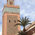 Kasbah Mosque by Victoria Kidgell