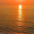 Golden Sunset - Puesta del Sol Dorada, Puerto Vallarta, Mexico by PtoVallartaMex