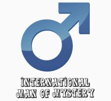 International Man of Mystery - Blue by SkinnyJoe
