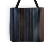 Moviebarcode: Star Wars: Episode V - The Empire Strikes Back (1980) Tote Bag