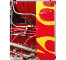 1934 Chevy engine and art iPad Case/Skin