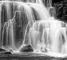 East Gill Force 04 - Nr Keld, Yorkshire Dales by ExclusivelyMono