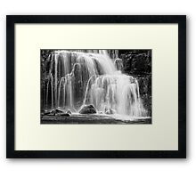 East Gill Force 04 - Nr Keld, Yorkshire Dales Framed Print