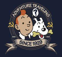 Adventure Traveling Since 1929 V2