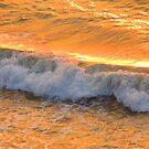The golden surf - Oleaje dorado, Puerto Vallarta, Mexico by PtoVallartaMex