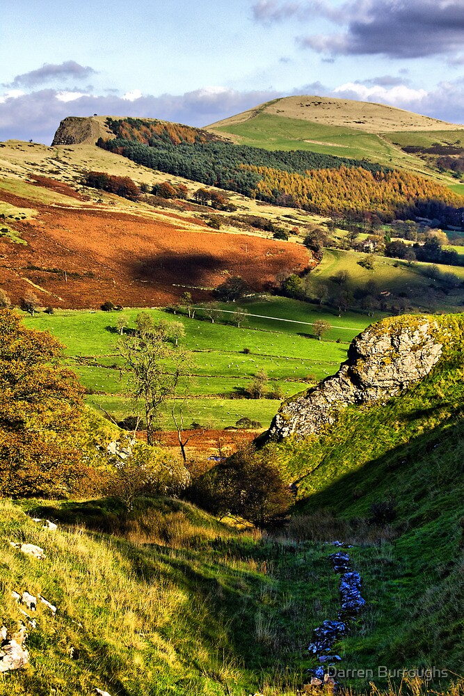 Lose Hill And Great Ridge by Darren Burroughs