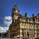Balmoral Hotel by Tom Gomez