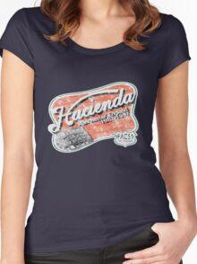 Hacienda Women's Fitted Scoop T-Shirt