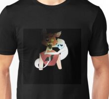 Foxy and 4th Child Unisex T-Shirt