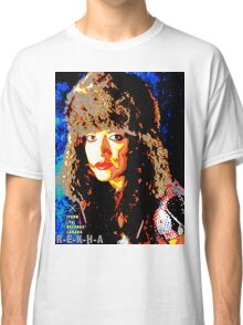 REKHA ROCK IT FAUX FUR Classic T-Shirt