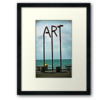 Manuel Labor Framed Print
