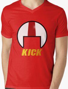 Suburban Daredevil Mens V-Neck T-Shirt