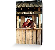 Information on Love Greeting Card