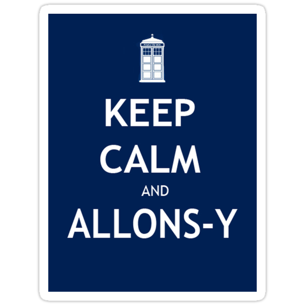 Allons-y by jamfucker