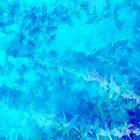 Blue Lagoon - iPhone case by Melanie Viola
