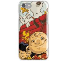 Charlie Brown Snoopy iPhone Case/Skin
