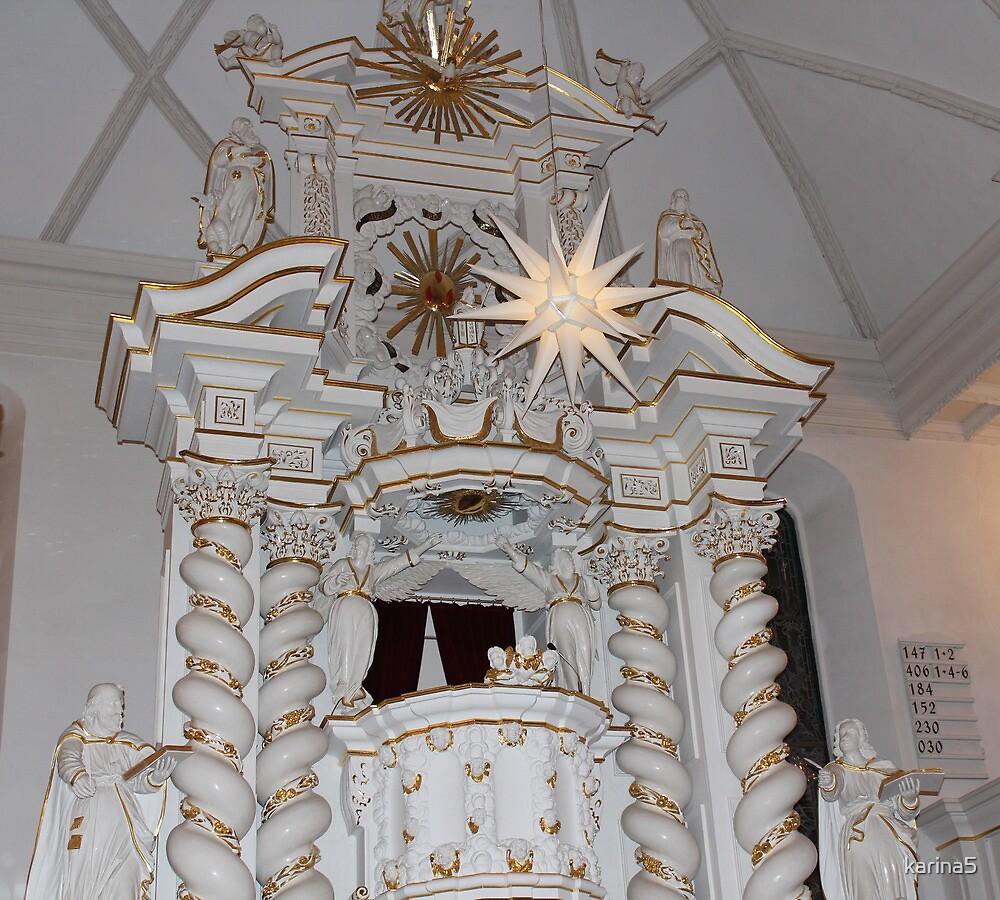 Protestant Altar by karina5