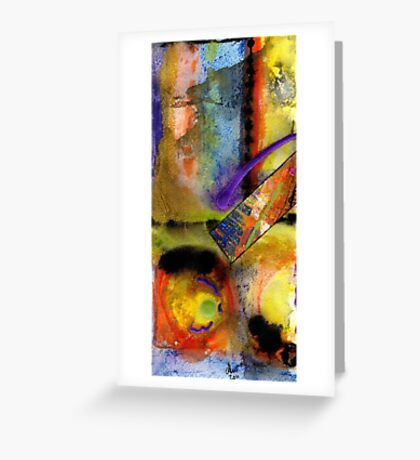 Copacetic I Greeting Card