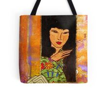 A Lady Called HAPPINESS Tote Bag